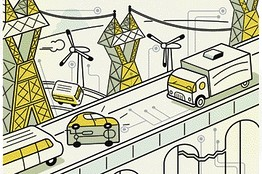 Smart Roads. Smart Bridges. Smart Grids.