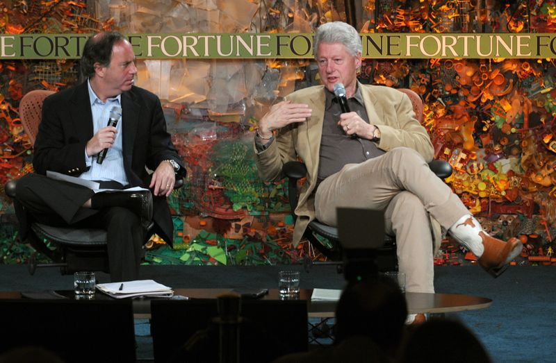 Clinton at Fortune Green
