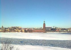 Stockholm-city-hall