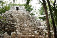 Xcaret-ruins