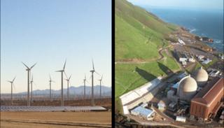Wind&nuclear-farms
